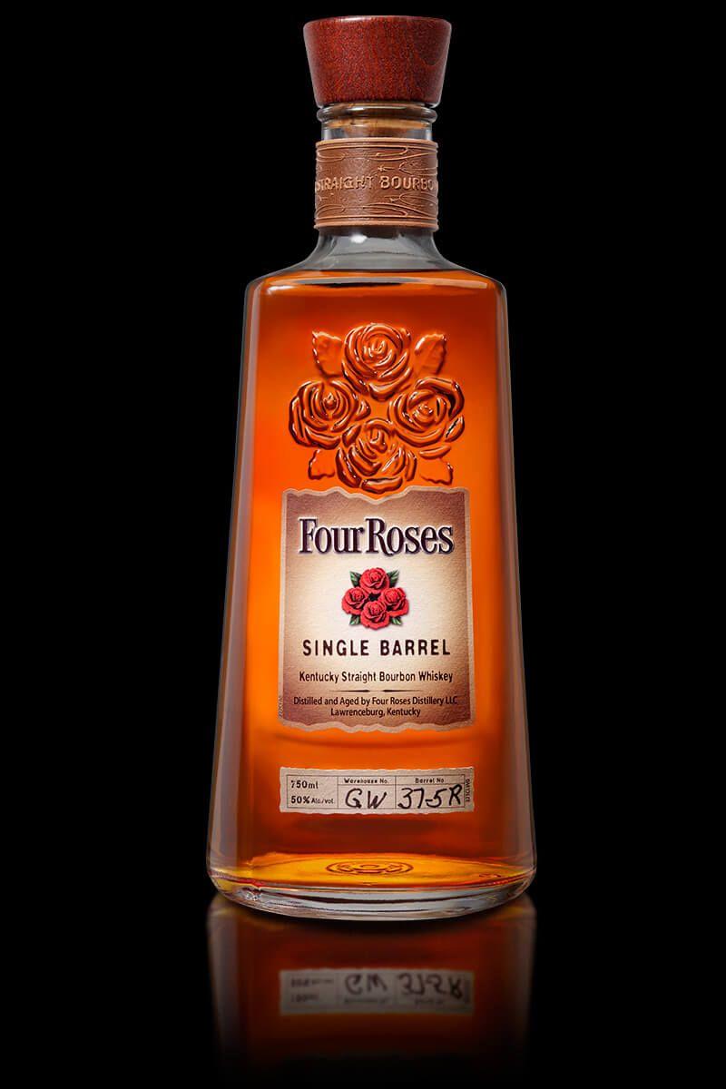 Four Roses Single Barrel Four Roses Bourbon Four Roses Bourbon Single Barrel Bourbon Bourbon Whiskey