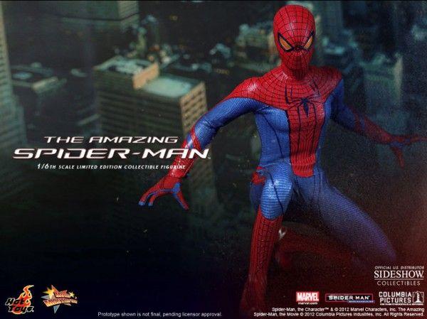 """Hot Toys da semana: """"O Espetacular Homem-Aranha"""""""