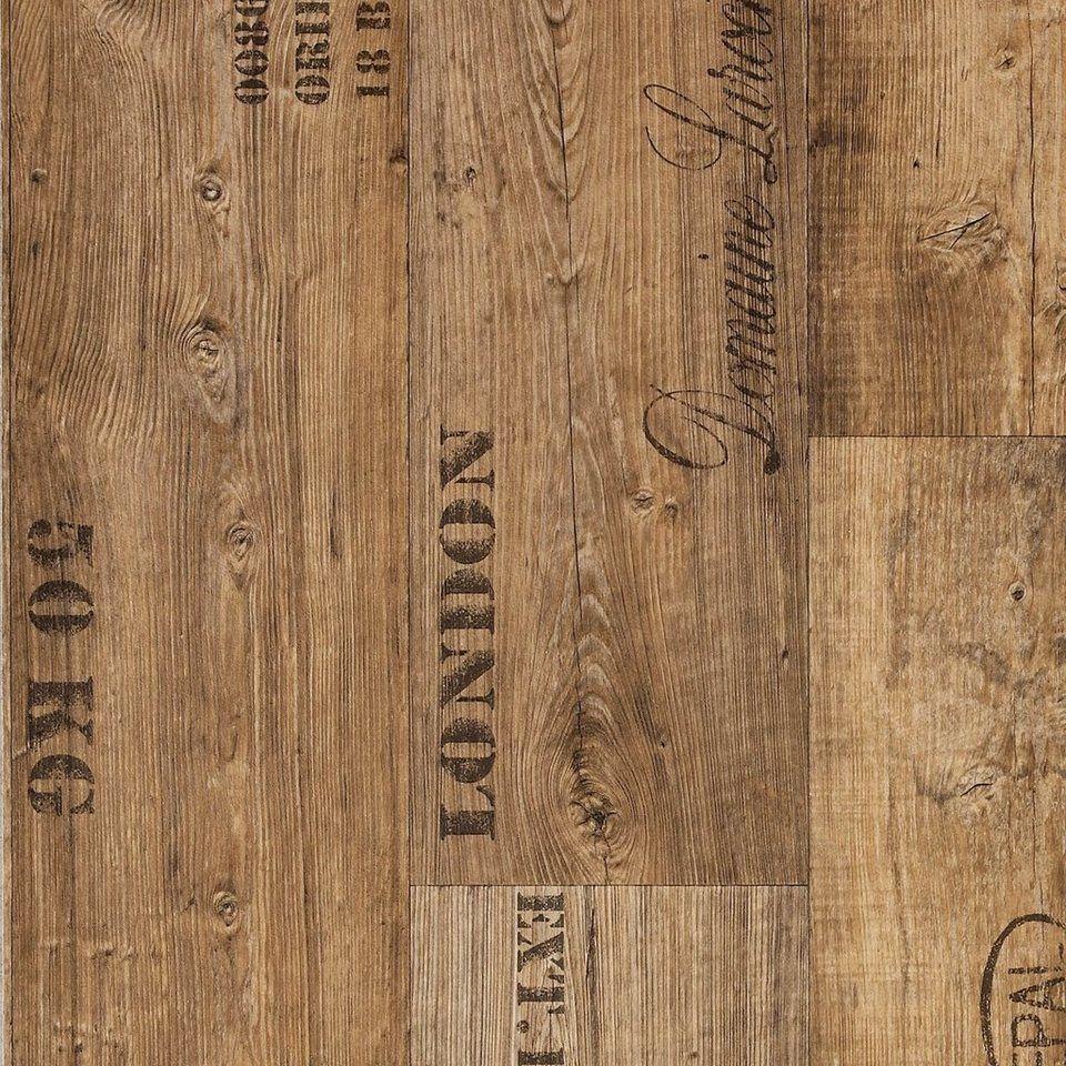 ANDIAMO Vinylboden »PVC Auslegeware Braun«, in