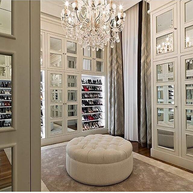 Best Elegant Ideas For The House In 2019 Luxury Closet 400 x 300