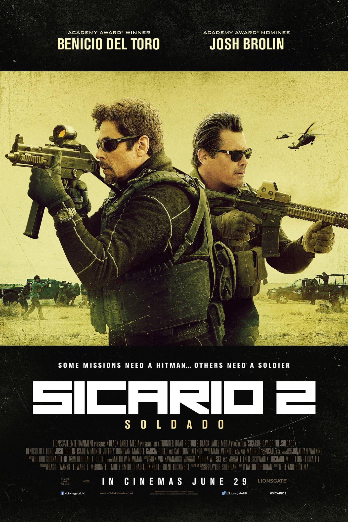 Sicario 2 : Soldado Streaming Vf : sicario, soldado, streaming, Sicario:, Soldado, (2018), Movies, Online, Free,, Online,