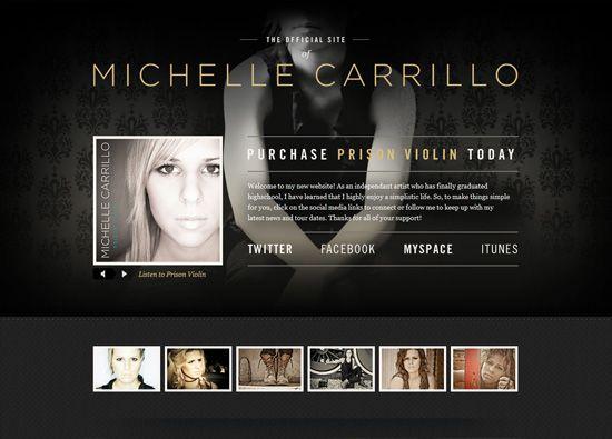 30 Beautiful Dark Website Designs for Inspiration | Web Design ...