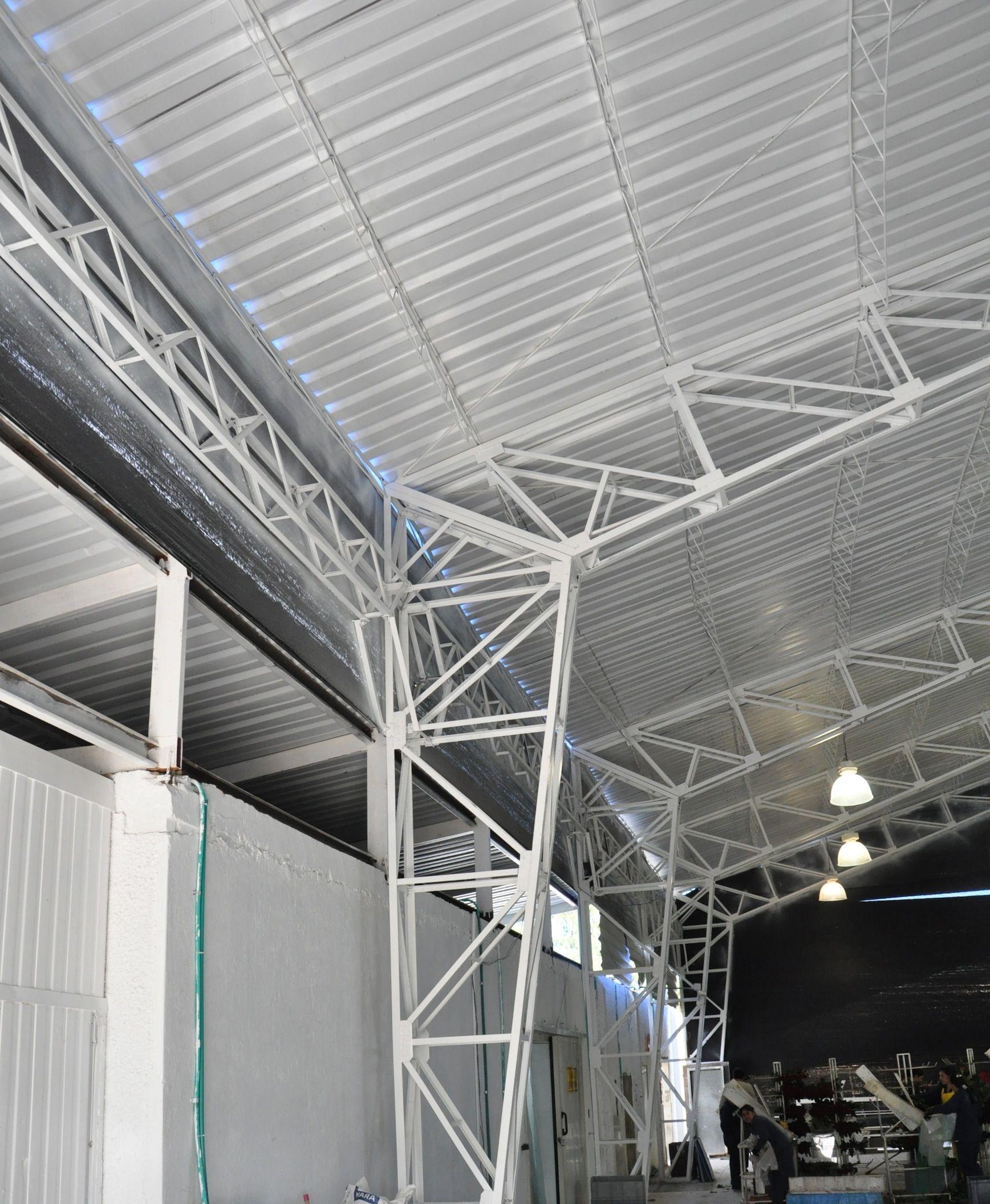 cerchas #trusses   steel structures   Pinterest   Detalles ...