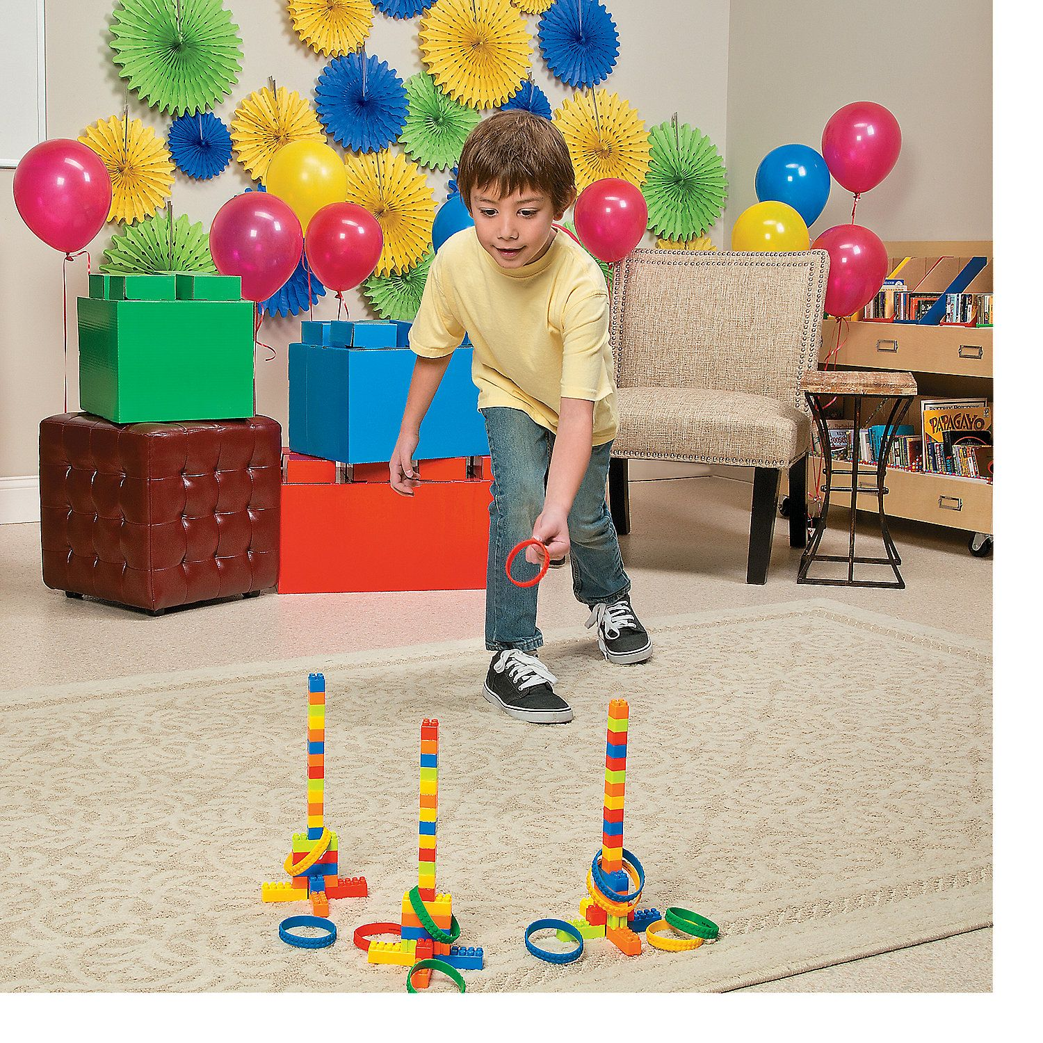 This Kids' Birthday Party Game Is A Blast! Click Through