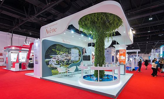 Exhibition Stall Design Tips : Top exhibition stand tips get a great location for your