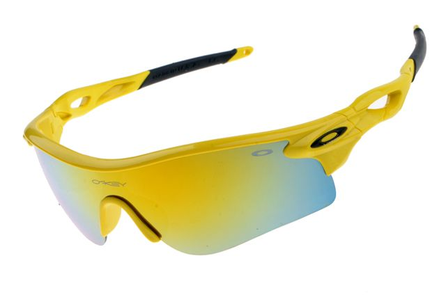 oakley black and yellow sunglasses