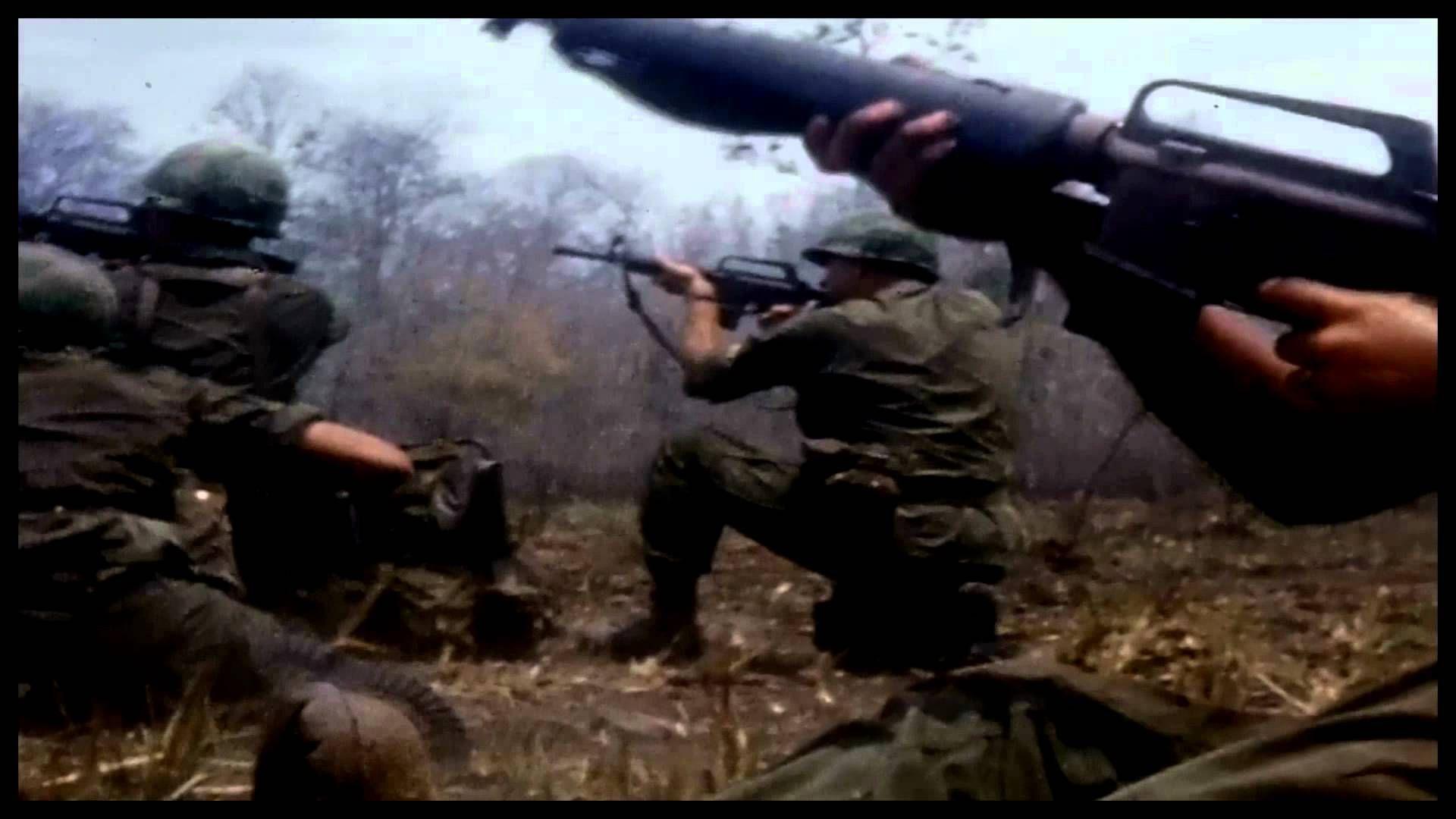 Vietnam war - Combat Footage HD | viet nam | Vietnam