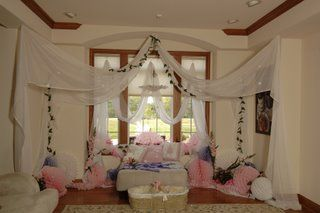 Cheap Party Decorations From Partycheapcom Pink And Blue Baby Shower Cheap Baby  Shower Decoration Ideas Girls