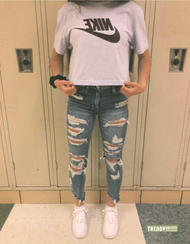 P I N T E R E S T Annaxlovee In 2020 Teenage Girl Outfits