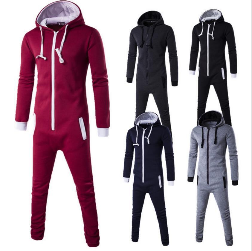 c886a5c6554 Goedkope 2017 Winter mannen Plus Size Thuis Pyjama Een Stuk Volwassen Onesie  Heren Vrouwen Superman Jumpsuit Nachtkleding HC06DW16, koop Kwaliteit ...