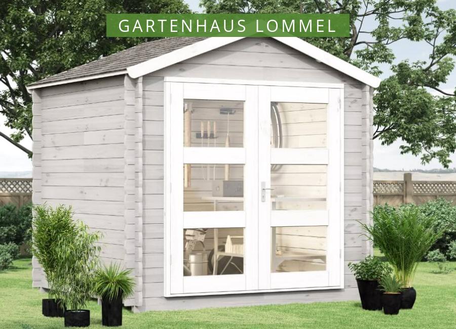 Element Gartenhaus Mit Flachdach Inkl Fussboden Und Dachpappe Naturbelassen 19 Mm Nutzflache 2 60 M Haus Flachdach Gartenhaus Gartenhaus