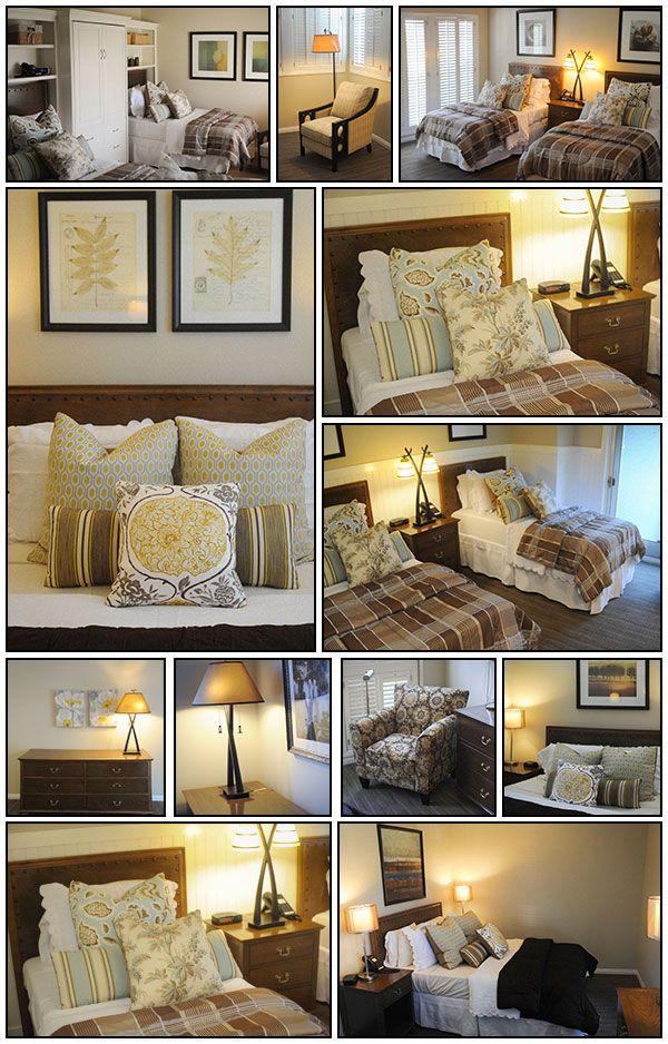 Beautiful new room renovations at the Orange County Ronald McDonald House!