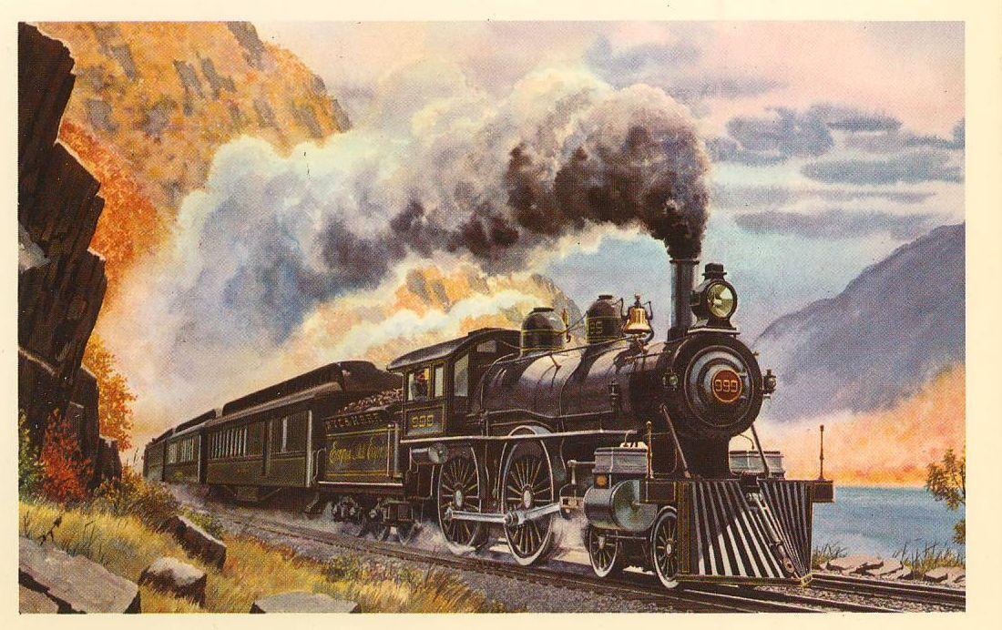 картинки с паровозом для открытки была так счастлива
