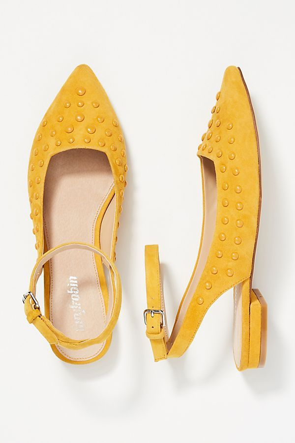 Farylrobin Studded City Flats | Shoes, Summer flats, New shoes