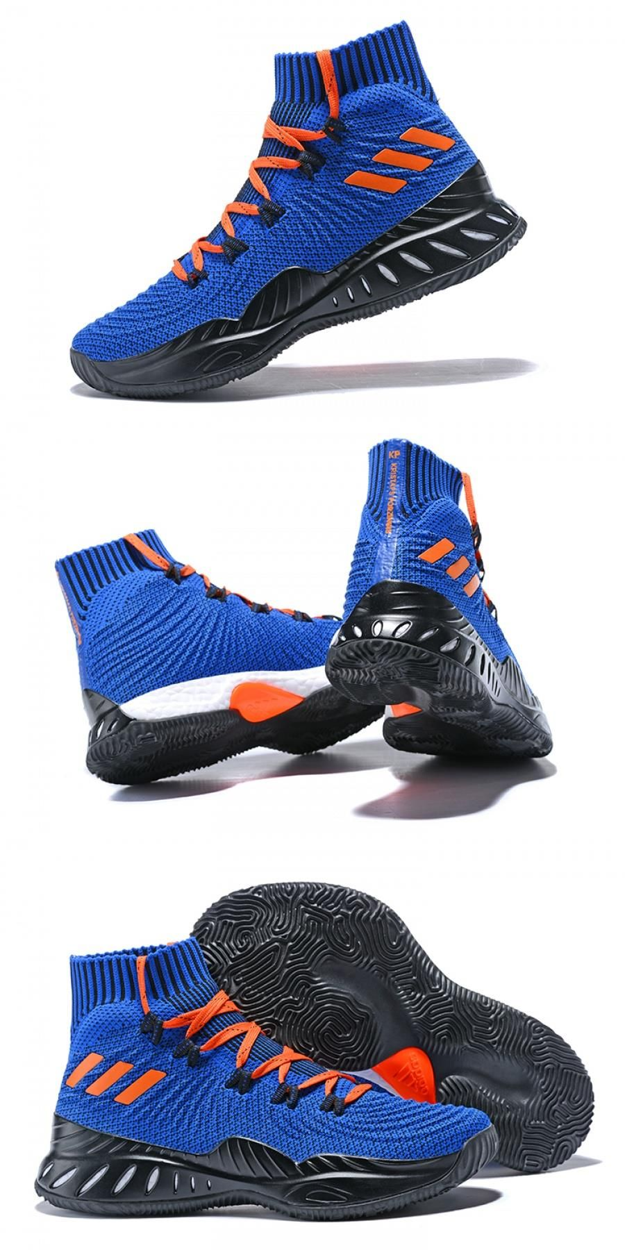 apetito Automatización Generalizar  Adidas Crazy Explosive Kristaps Porzingis Pe Royal/black-orange For