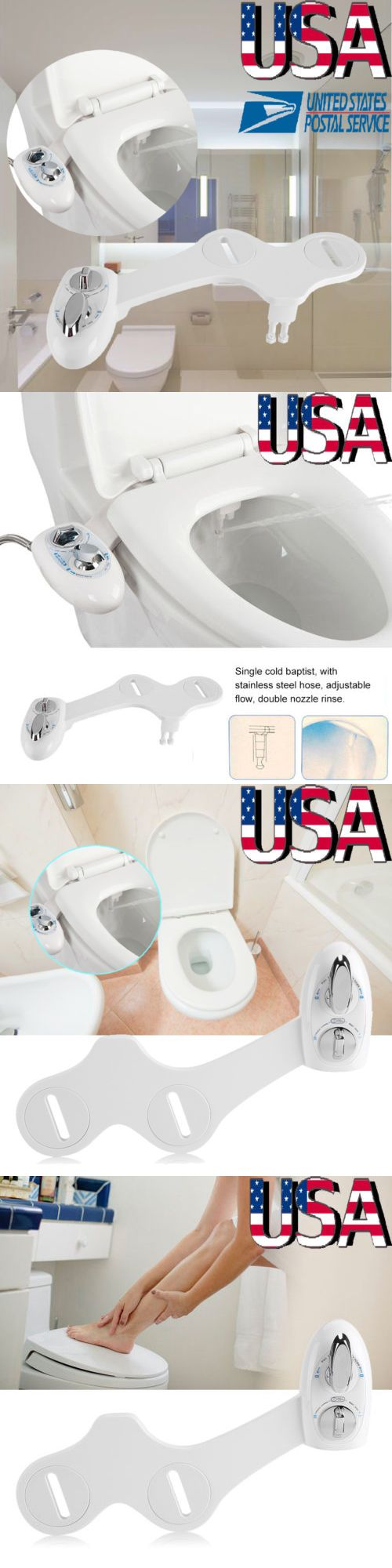 Bidets And Toilet Attachments 101405 Adjustable Self Cleaning