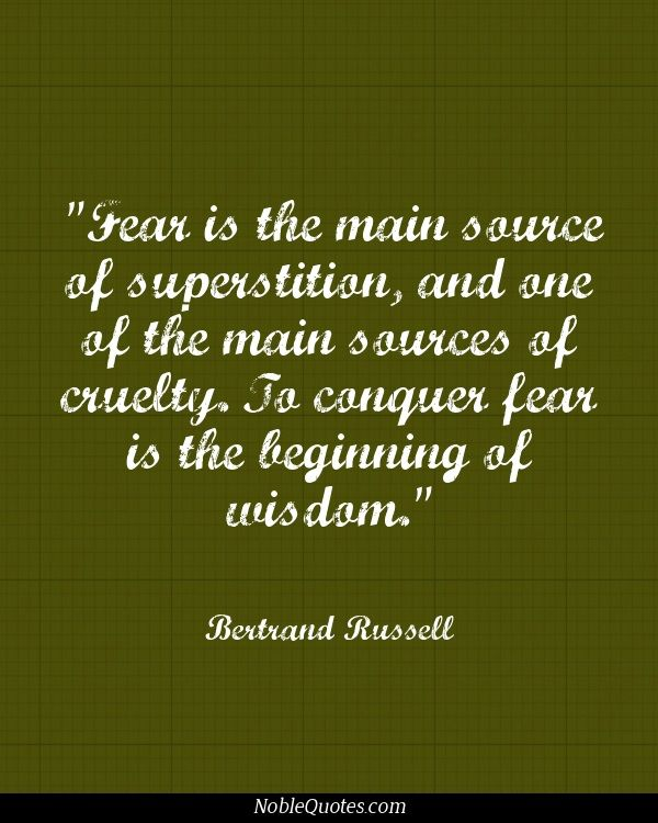 Famous Quotes About Fear: Pin By Noble Quotes On Wisdom Quotes