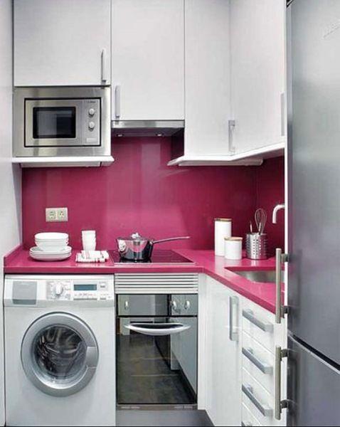 Exemplu amenajare bucatarie foarte mica si ingusta mobila for Mobila küchen