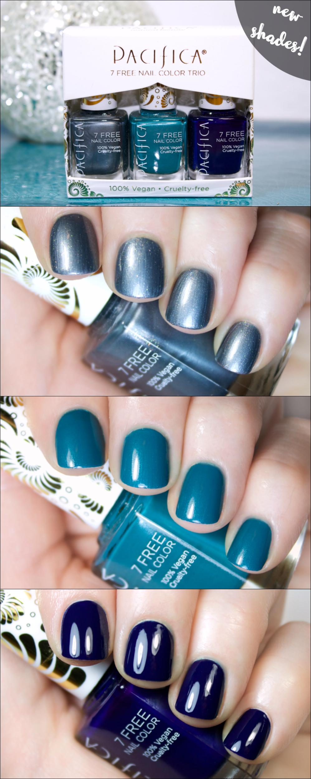 NEW PACIFICA BEAUTY NAIL POLISH SHADES | Pinterest | Beauty nails ...