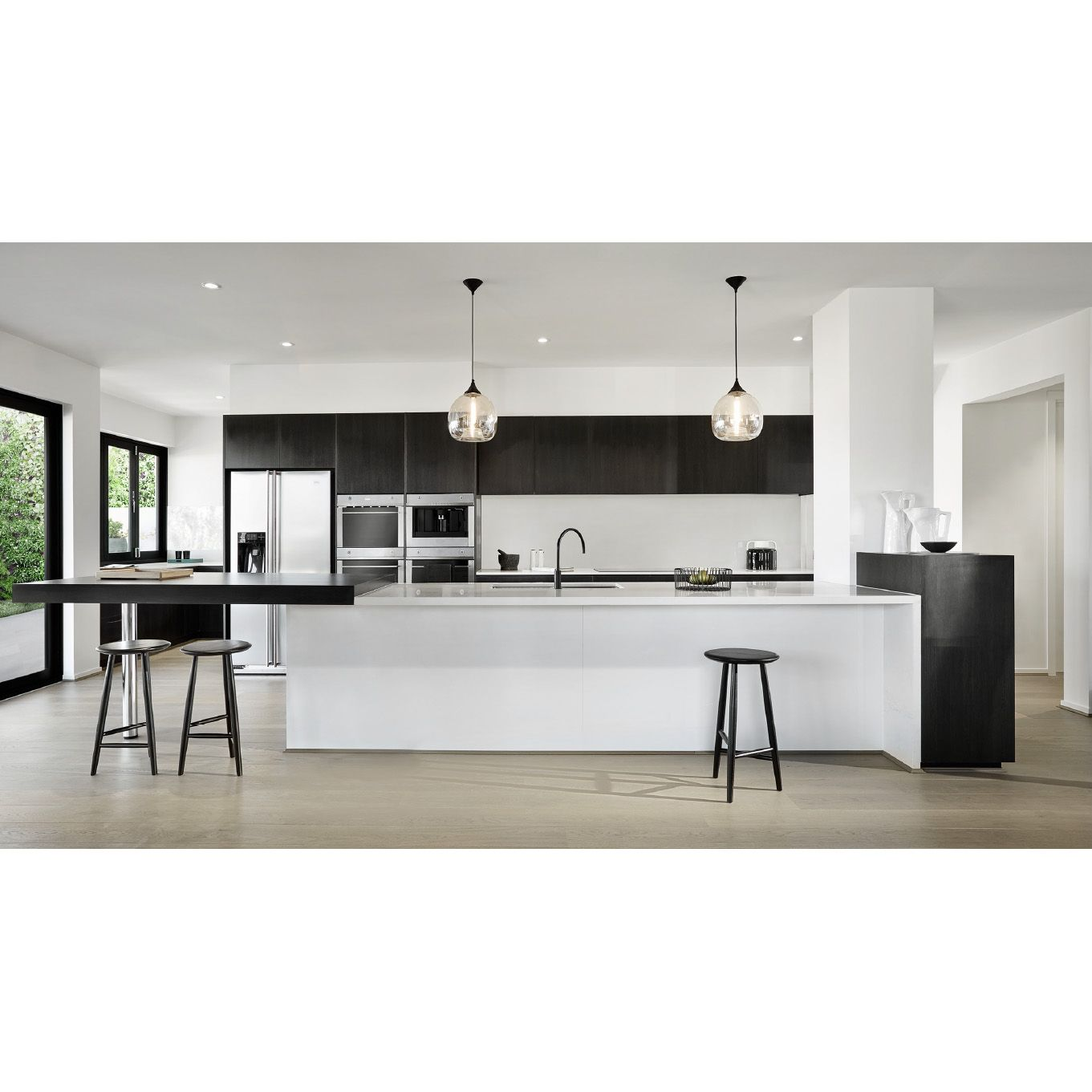 This Beautiful Kitchen From Bespoke By Ardenhomesau Features Our Onix Mixer Review Creepingthyme Info