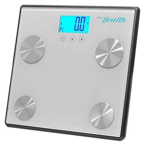 Pyle Health PHLSCBT4SL Smart Digital Bathroom Scale