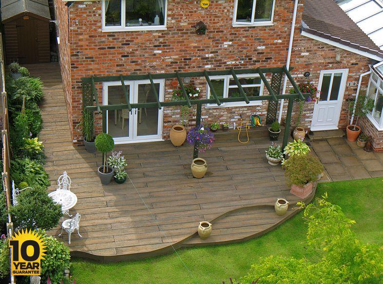 Awesome Garden Decking   Google Haku