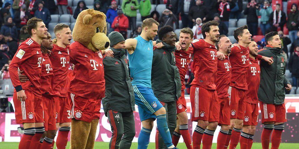 Bayern Munchen Menatap Gelar Ganda Di Musim   Bola Net