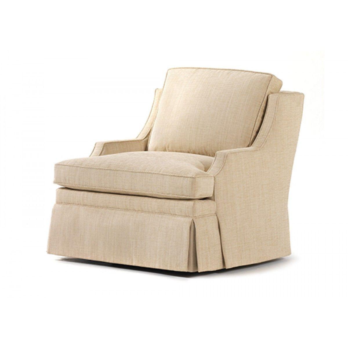 Jessica Charles Blake Swivel Chair 497-S   Furniture ...