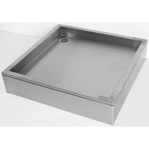 Stainless Steel Rv Shower Pan.Stainless Steel Floor Standing Shower Base Diy Home