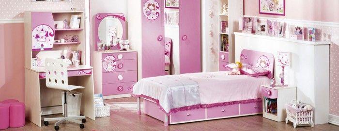 cuartos-de-niñas-decoracion.jpeg (700×272) | cuarto niña | Pinterest ...