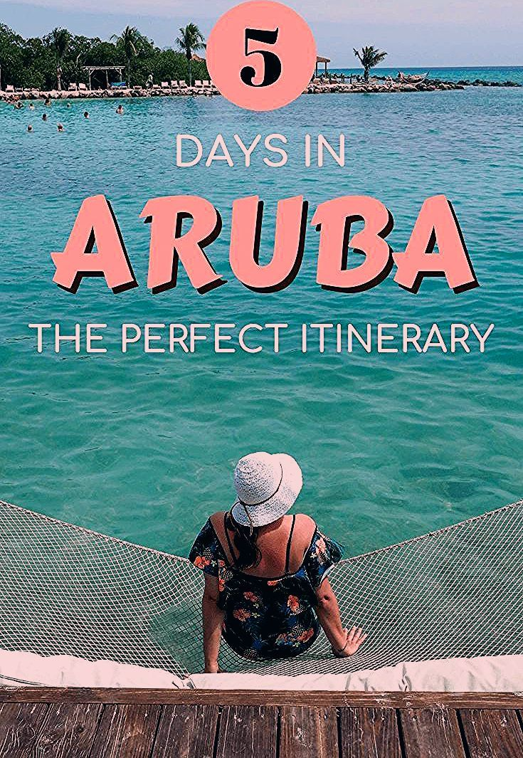 Photo of The Perfect Aruba Itinerary: 5 Days on One Happy Island