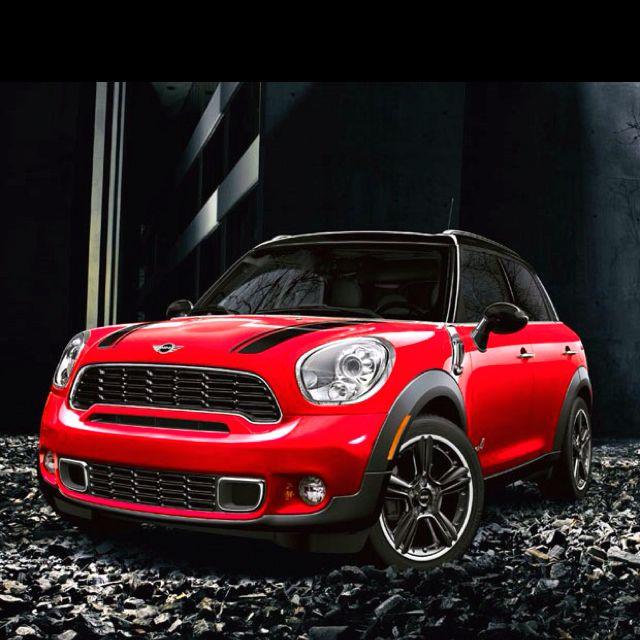 Mini Countryman - Cool Car!