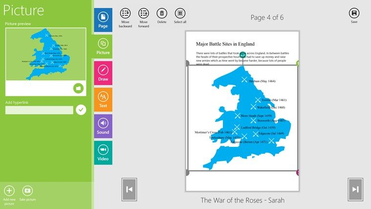 CreateBook app // Why just read ebooks? When you can