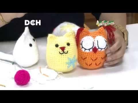 Dress Me Bunny CAL - YouTube | Crochet doll tutorial, Crochet ... | 360x480