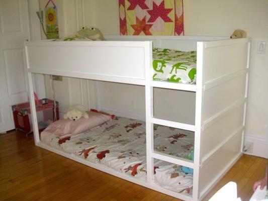 readers share ikea kura bunk bed