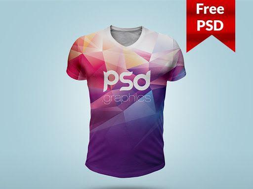 Download T Shirt Mockup Psd Template Shirt Mockup Mockup Psd Creative T Shirt Design