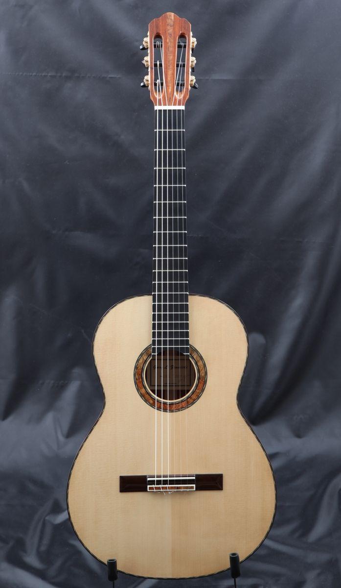 Classic guitar maker antonin marin montero guitarras - Cocobolo granada ...