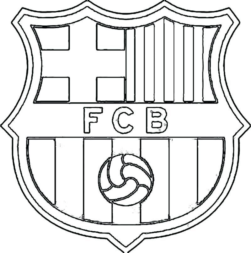Dibujos De Futbol Coloring Barcelona Logo Google Leit Dibujo Cancha Americano Coloring Pages Free Kids Coloring Pages Colouring Pages