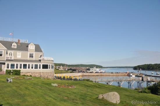 Bar Harbor Inn Spa Acadia National Park And Mount Desert Island Hotels Review Fodor S