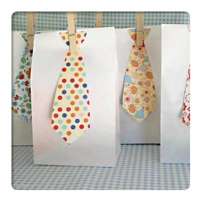 #Presente #Pais #Embalagem #Gravata