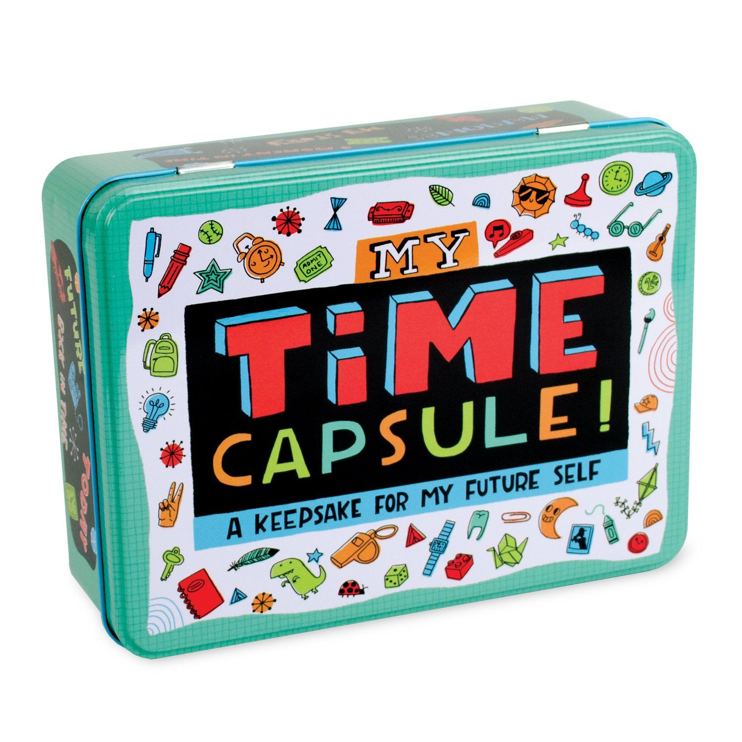 Hello Future Self Remember Me My Time Capsule From