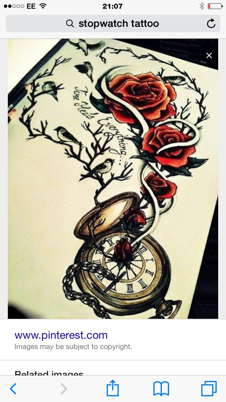 Stopwatch Drawings Tatouage Tatouage Rose Tatouage Magnifique