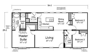 Floor Plans :: Designer Homes   A Division Of Ritz Craft Corp   Mifflinburg