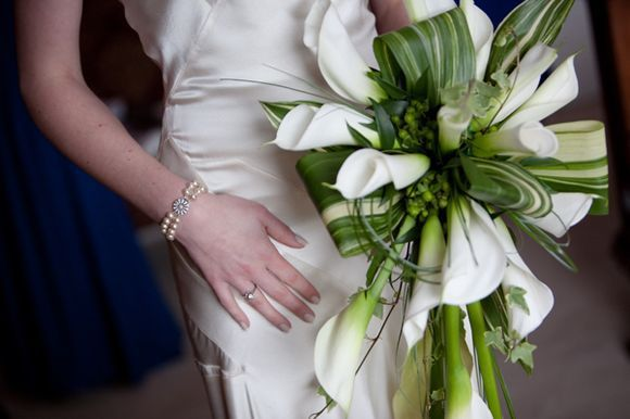 Heirloom Couture Provide 1930's Art Deco Wedding Gown Glamour…   Love My Dress® UK Wedding Blog