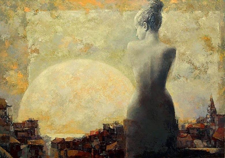 Pinturas de Vladimir Ryabchikov