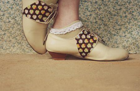 Cupcake shoes!!