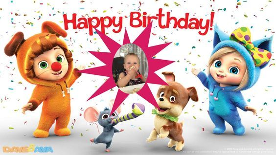 foto de Dave and Ava Birthday themes for boys
