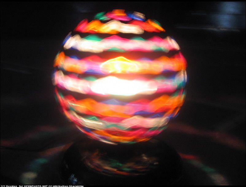Light Fractal Ball #Fraktal#Design#Bol Magic Creative Fractal - free bol