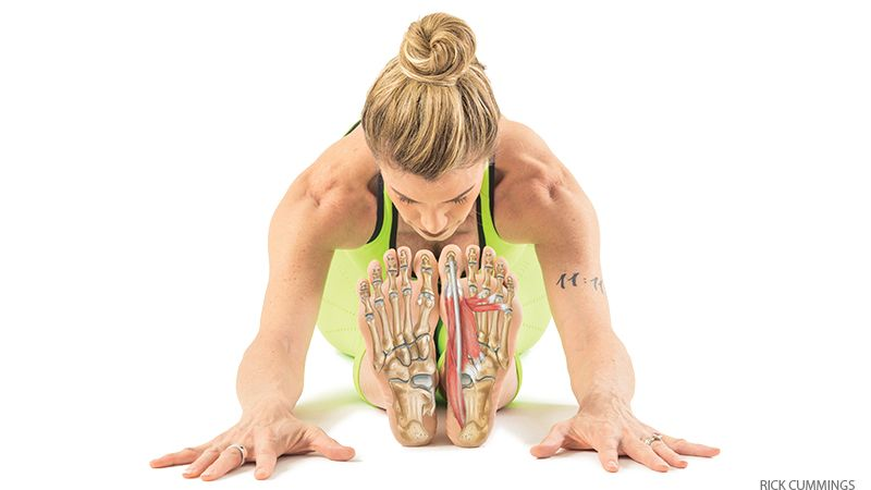 Anatomy 101 Strengthen Your Big Toes To Build Stability Pinterest
