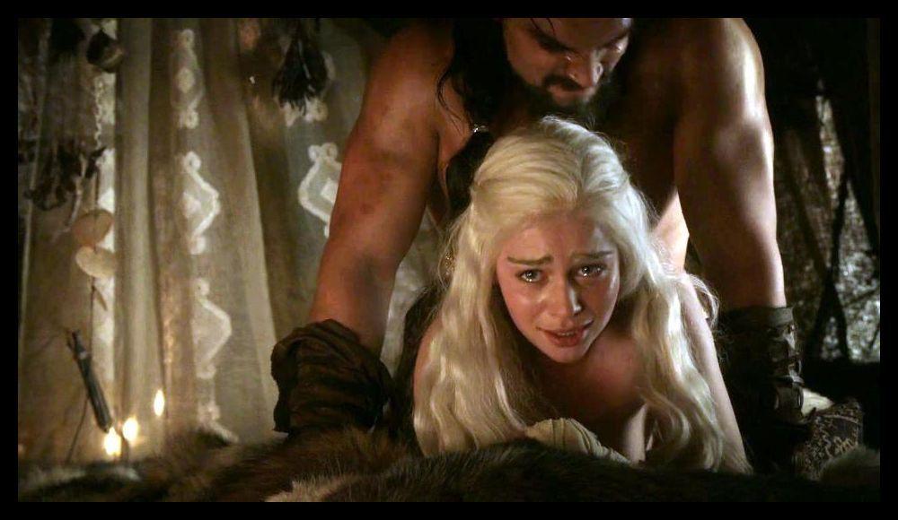 Khaleesi & KhalDrogo / GOT